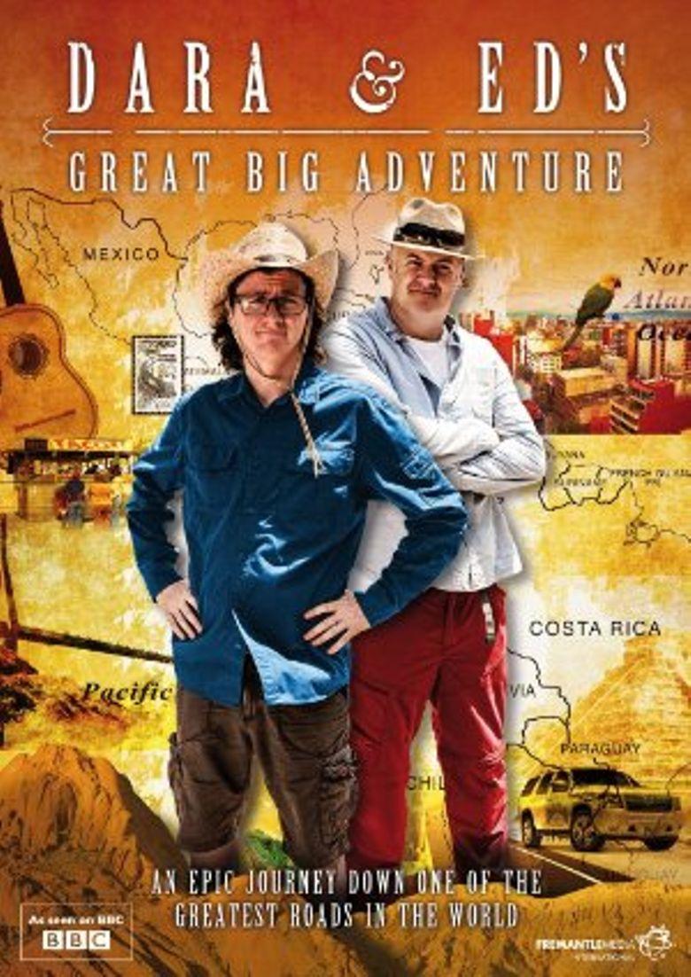 Dara and Ed's Great Big Adventure Poster