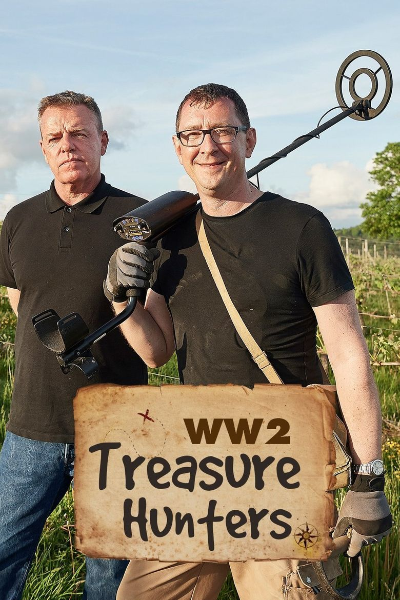 WW2 Treasure Hunters Poster