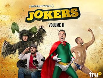 Impractical Jokers: After Party Poster