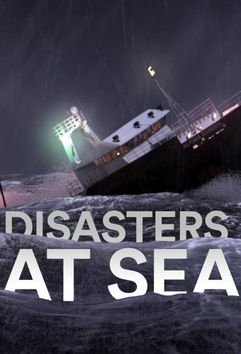 Disasters at Sea Poster