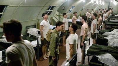 Season 01, Episode 08 Iwo Jima