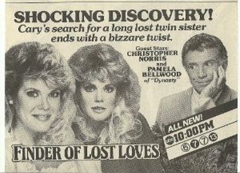 Finder of Lost Loves Poster