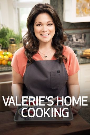 Valerie's Home Cooking Poster