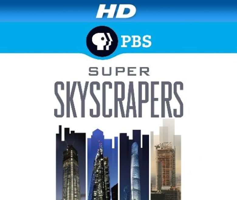 Super Skyscrapers Poster