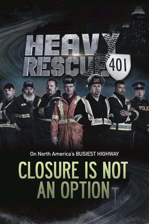 Watch Heavy Rescue: 401