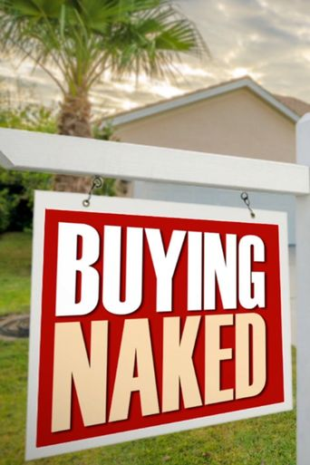 Buying Naked Poster