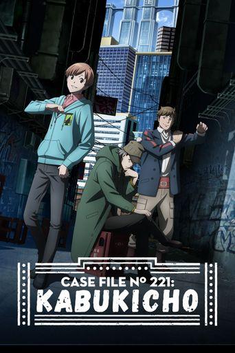 Case File nº221: Kabukicho Poster