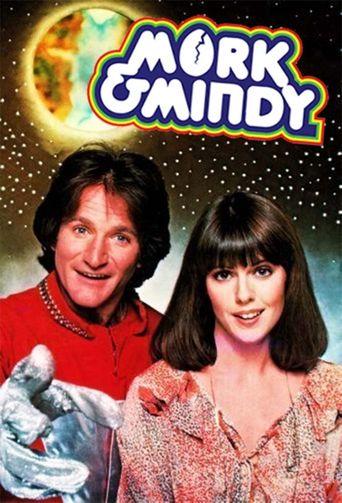 Mork & Mindy Poster