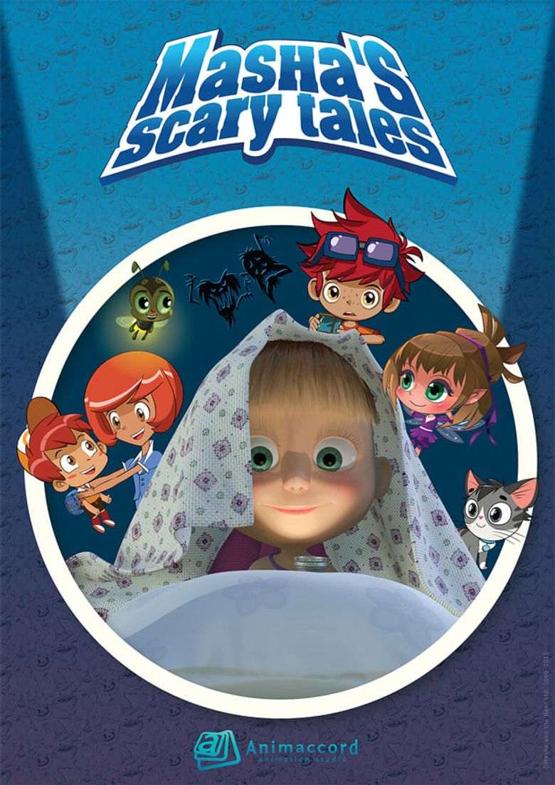 Masha's Spooky Stories Poster