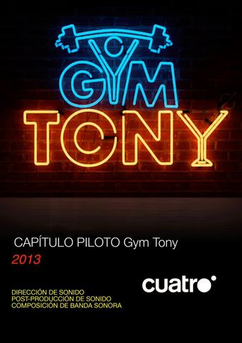Gym Tony Poster