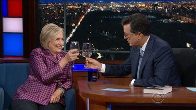 Season 03, Episode 06 Hillary Clinton, Emma Stone