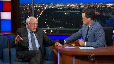 Season 03, Episode 03 Bernie Sanders, Caitriona Balfe, The National