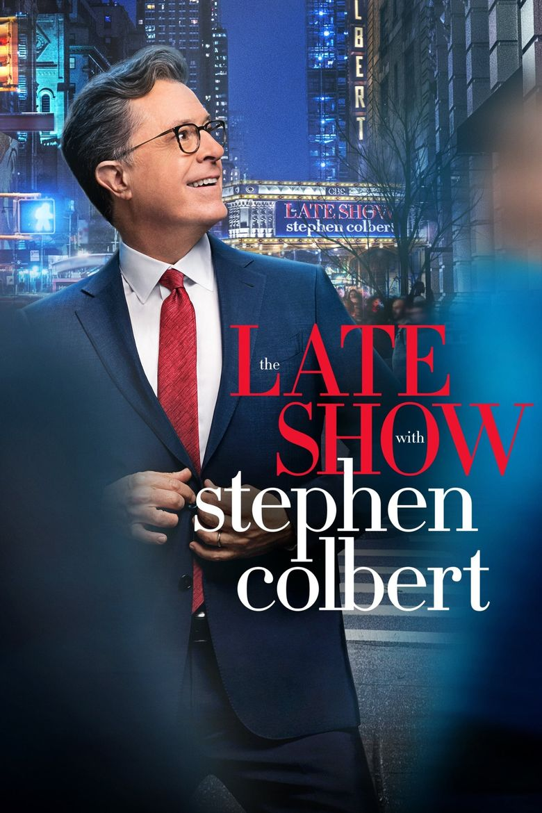 Watch The Late Show with Stephen Colbert