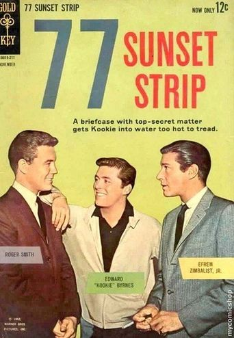 77 Sunset Strip Where To Watch Every Episode Streaming