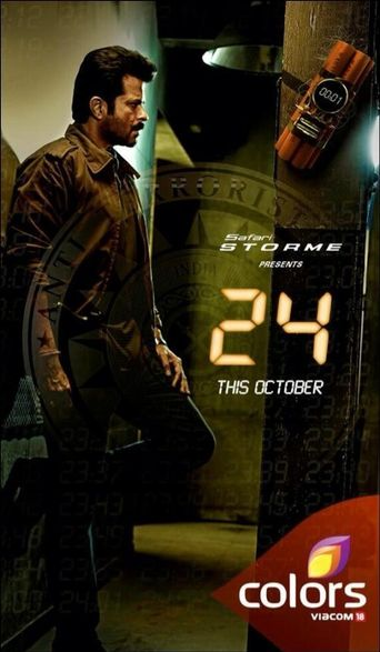 24: India Poster
