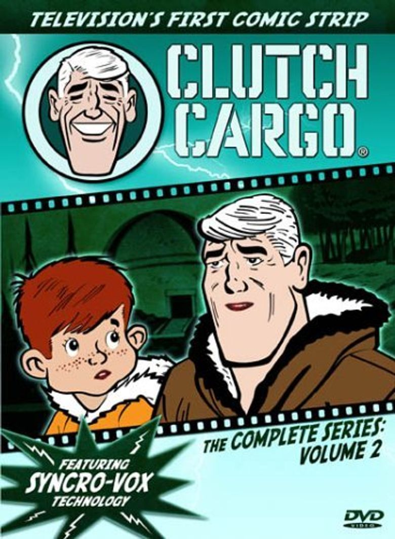Clutch Cargo Poster