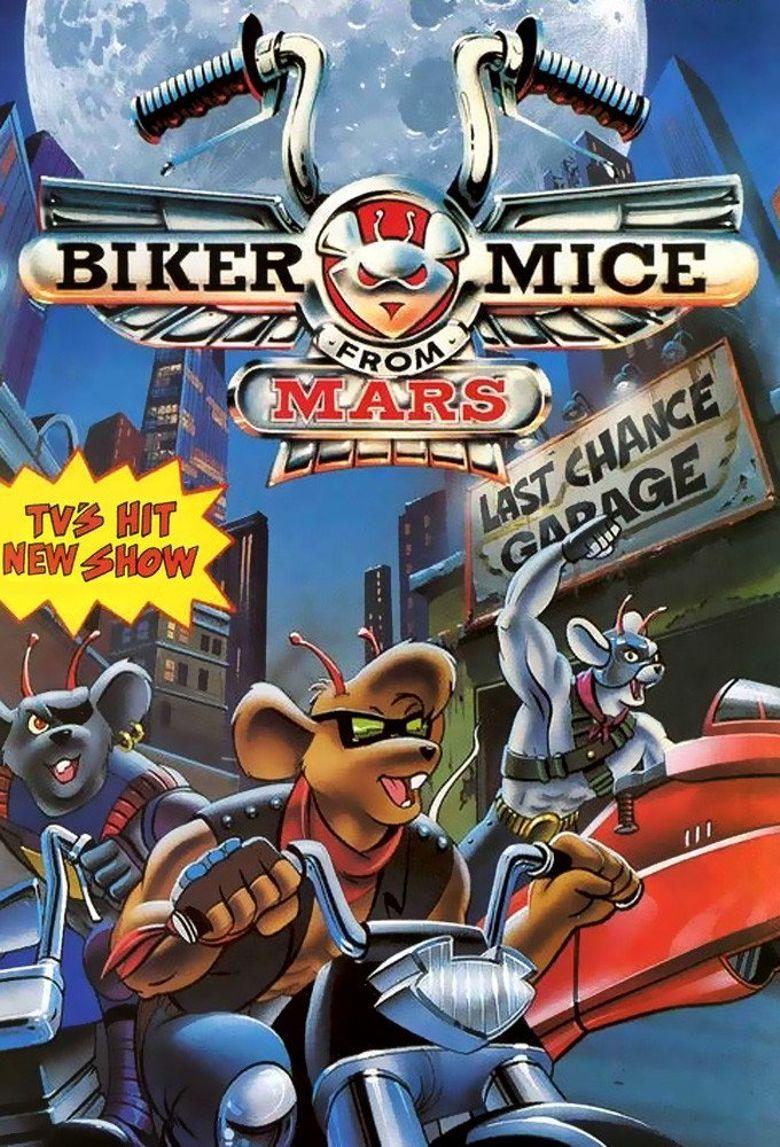 Biker Mice from Mars Poster
