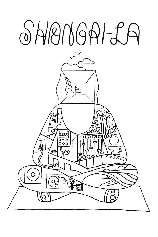 Shangri-La Poster