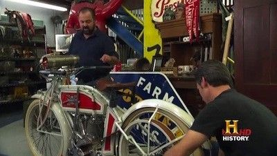 Season 2012, Episode 00 What Happens in Sturgis...