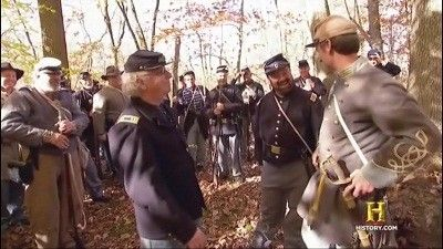 Season 2011, Episode 10 Civil War Pickings
