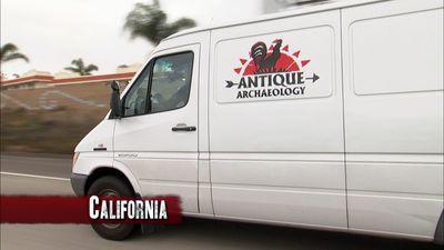 Season 2011, Episode 10 California Dreamin'