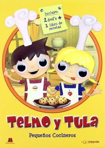 Telmo And Tula, Little Cooks Poster