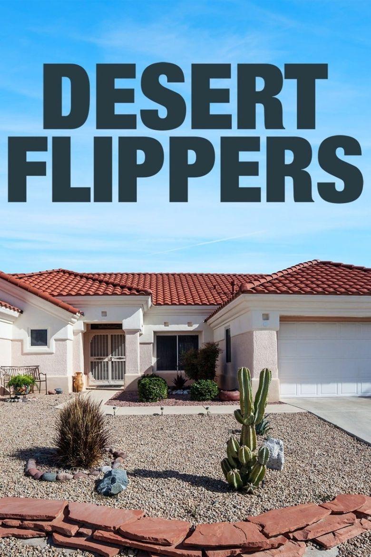 Desert Flippers Poster