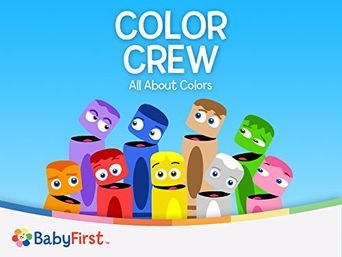 All About Colors Poster