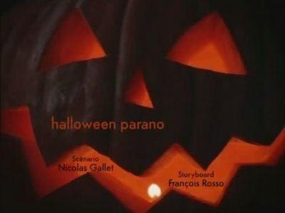 Season 01, Episode 23 Halloween Paranoid