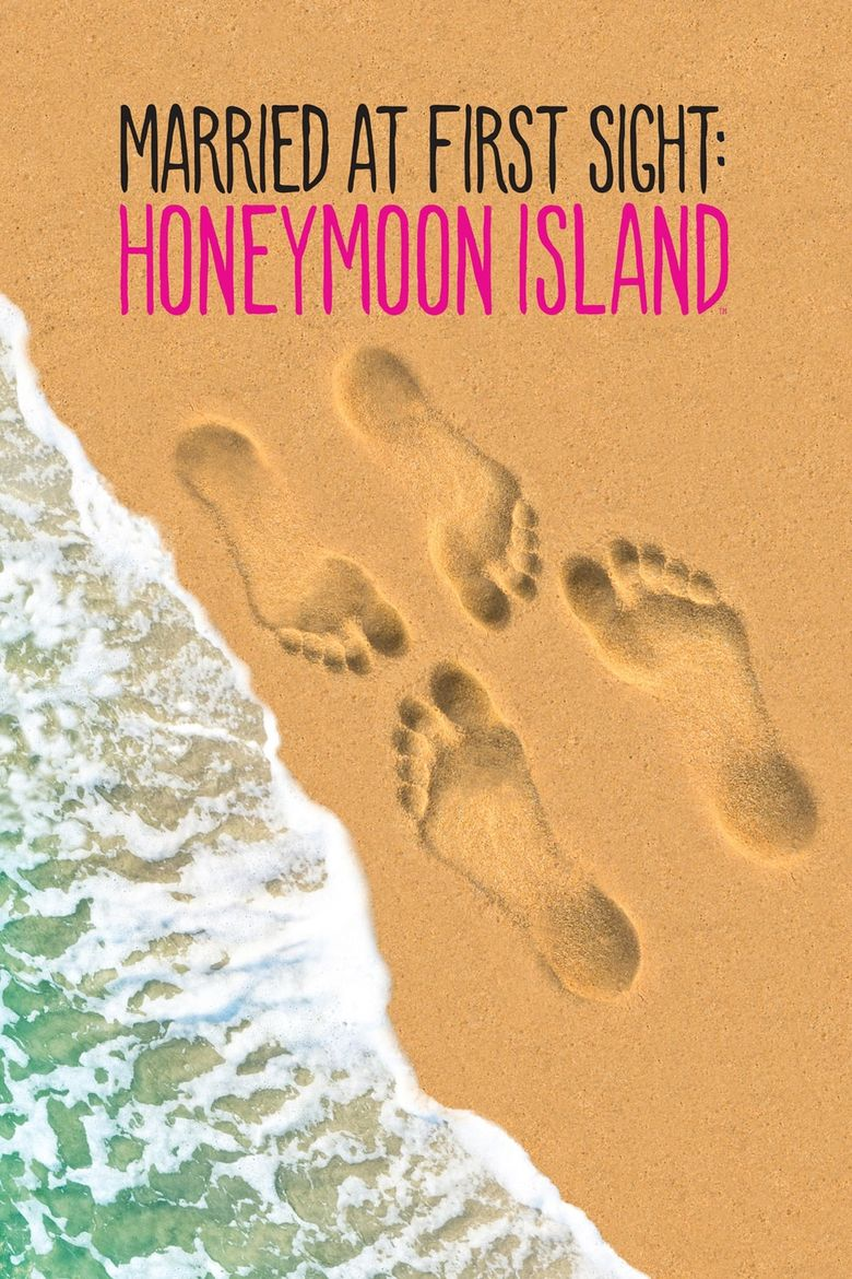 Married at First Sight: Honeymoon Island Poster