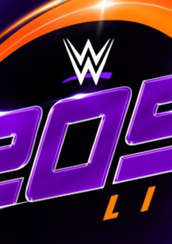 205 Live Poster