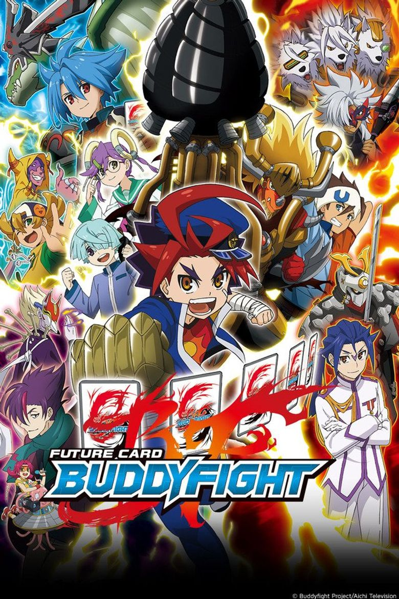 Watch Future Card Buddyfight