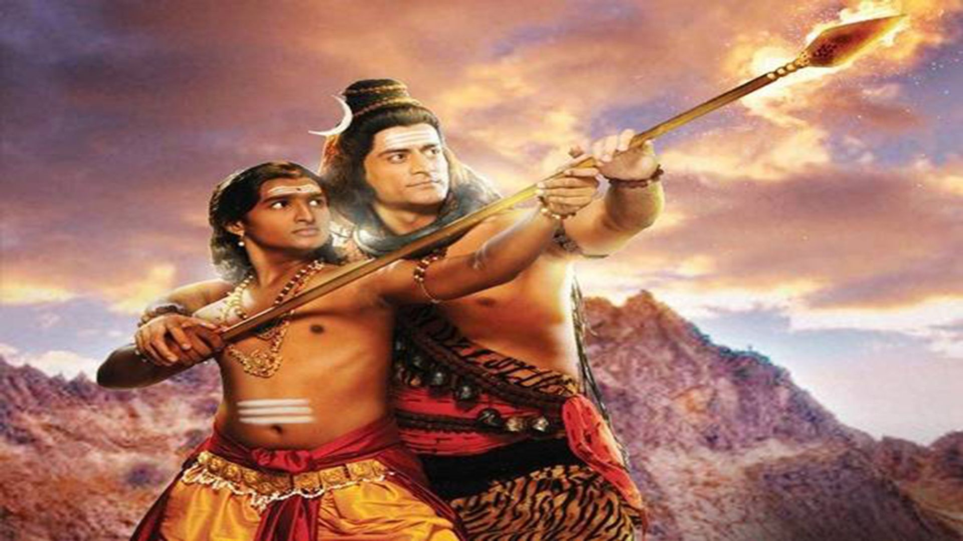 Season 18, Episode 01 Ravana Hits The Shivling