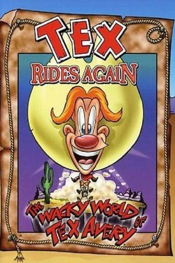 The Wacky World of Tex Avery Poster