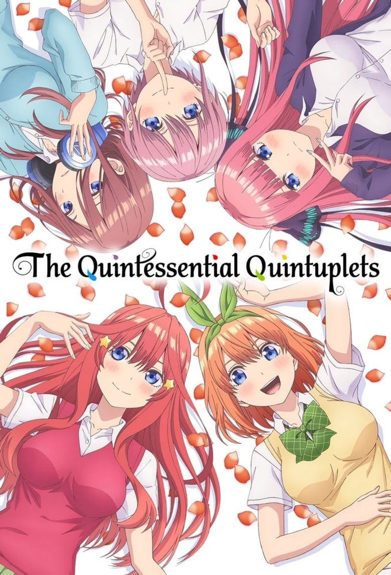The Quintessential Quintuplets Poster