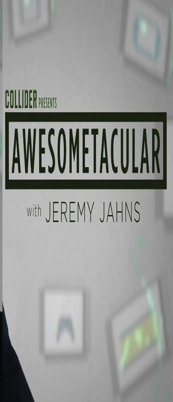 Awesometacular Poster