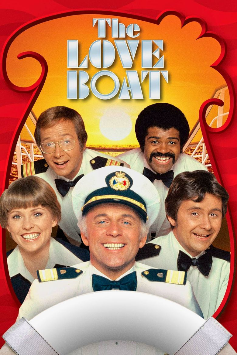 The Love Boat Poster