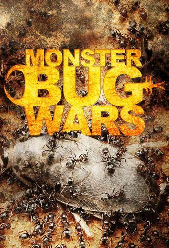 Monster Bug Wars! Poster