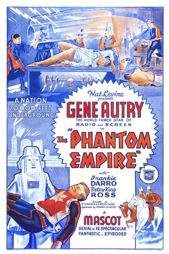 The Phantom Empire Poster
