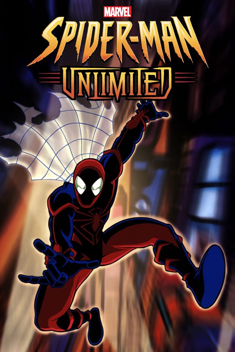 Spider-Man Unlimited Poster