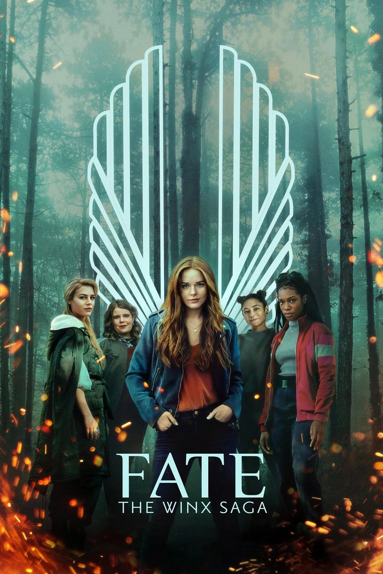 Fate: The Winx Saga Poster