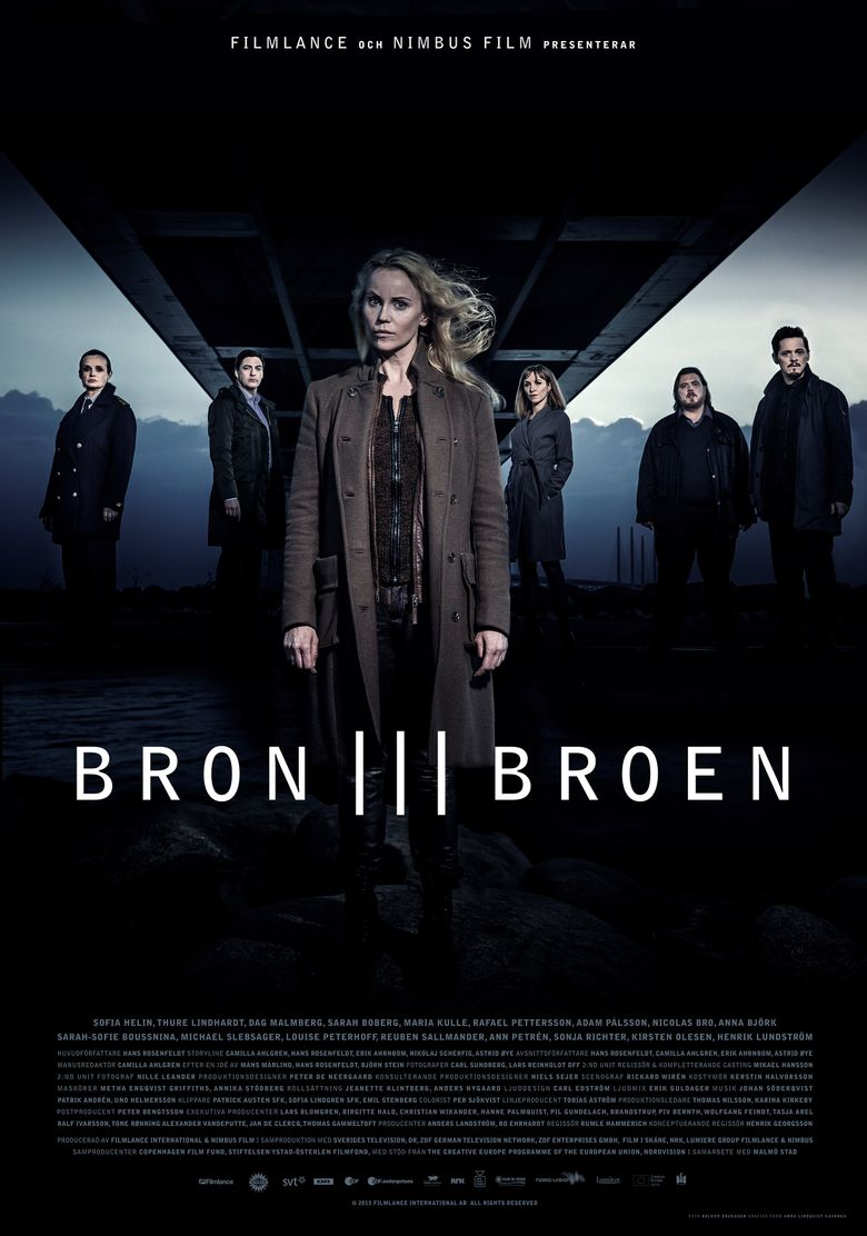 The Bridge Poster