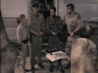 Season 01, Episode 04 Pariah