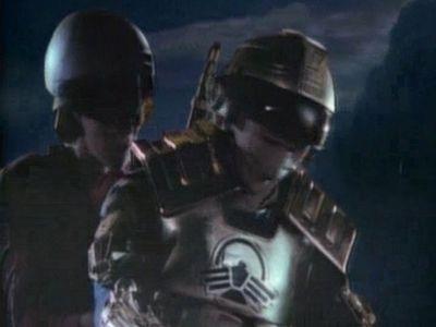 Season 01, Episode 18 Freedom One