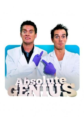 Absolute Genius with Dick and Dom Poster