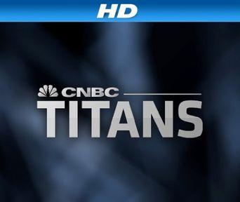 CNBC Titans Poster