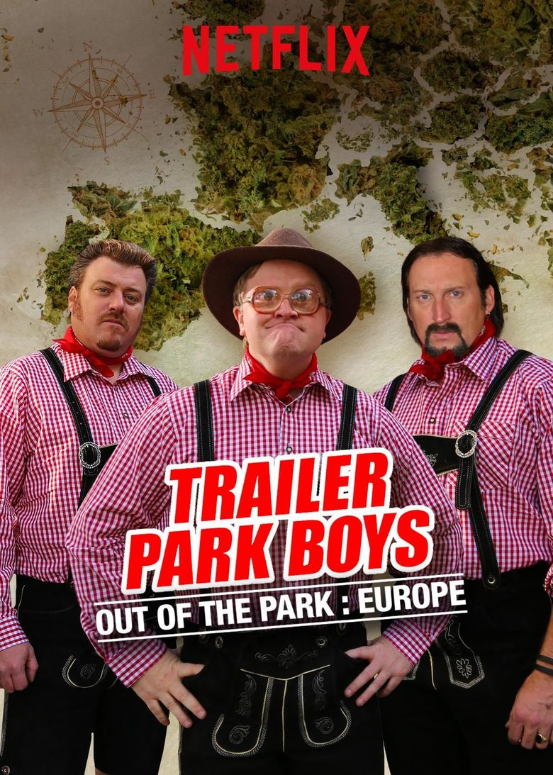 Trailer Park Boys: Out of the Park: Europe Poster