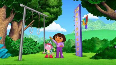 Season 07, Episode 05 Dora's Fantastic Gymnastics Adventure
