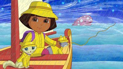 Season 07, Episode 06 Dora's Moonlight Adventure