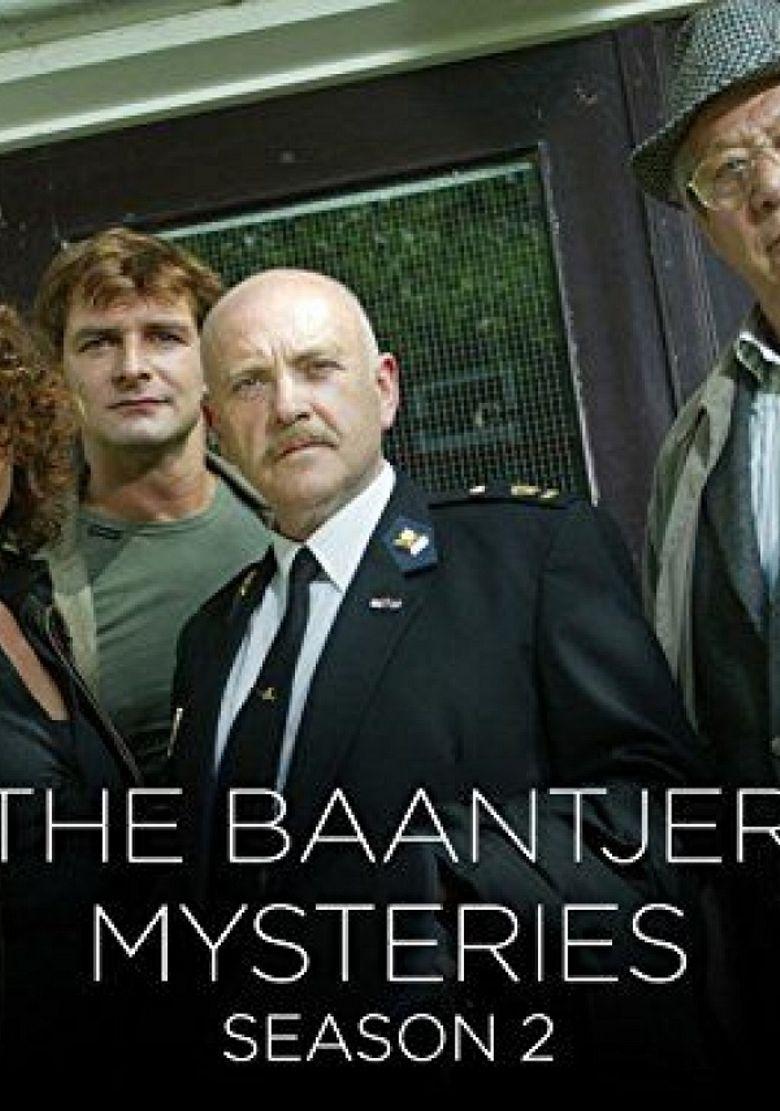 Baantjer Mysteries Poster